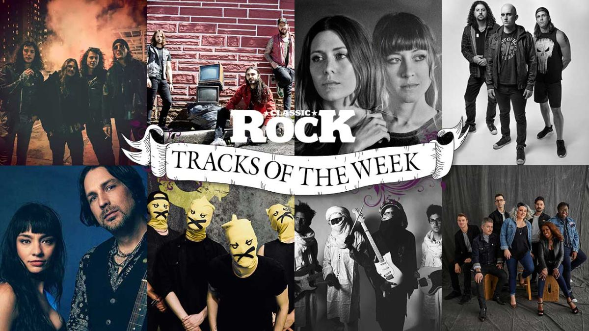 Tracks of the Week: new music from Crobot, Larkin Poe and more