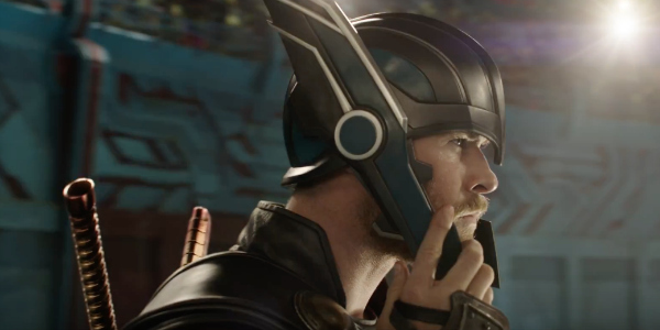Thor gets his wings in battle