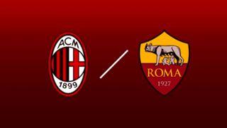 AC Milan vs Roma live stream Serie A