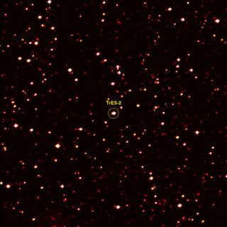 Planet-Hunting Spacecraft Beams Home First Images