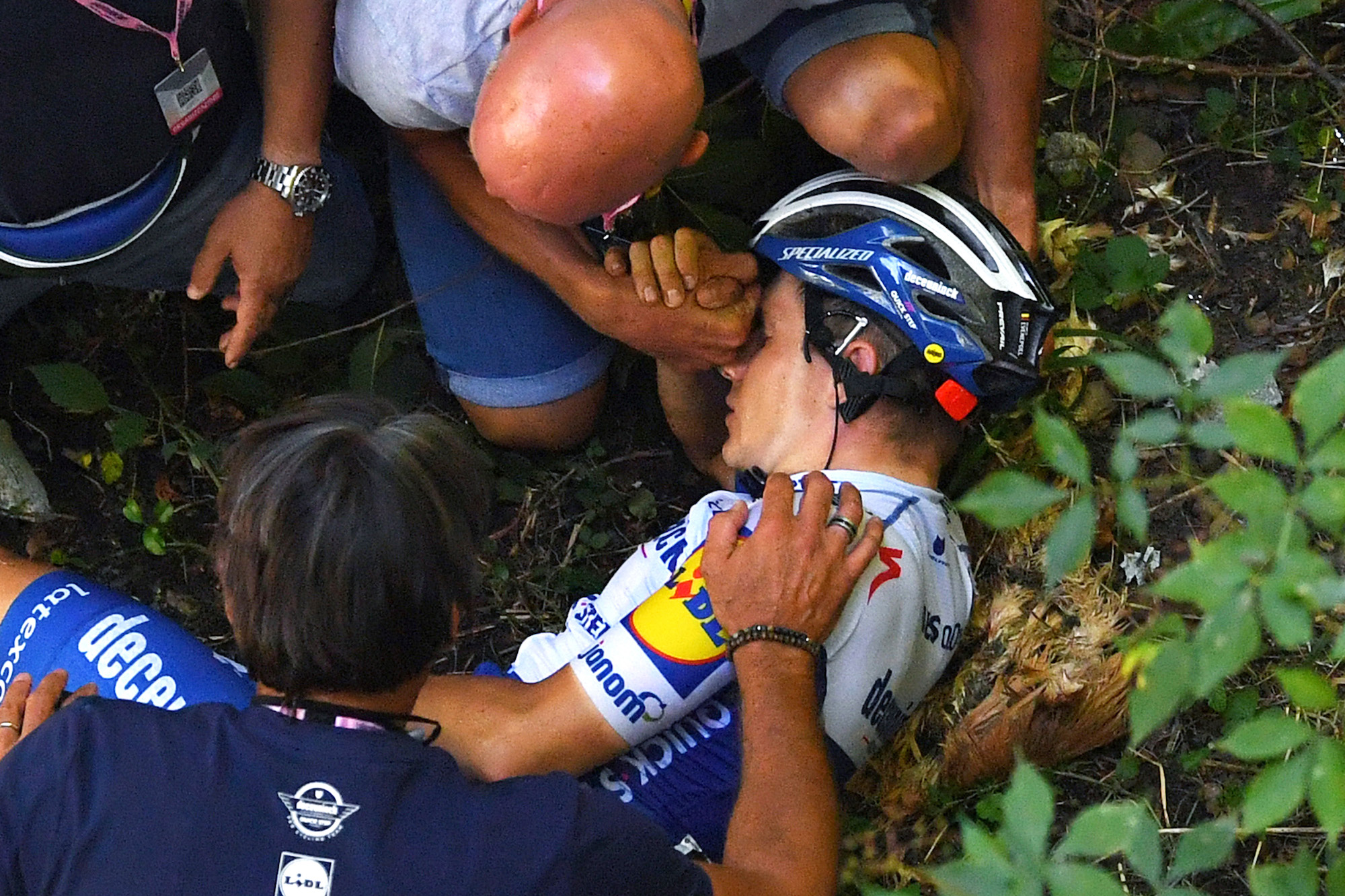 Update on Remco Evenepoel's recovery as racing return delayed by injury - Cycling Weekly
