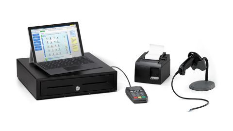 QuickBooks POS review | TechRadar