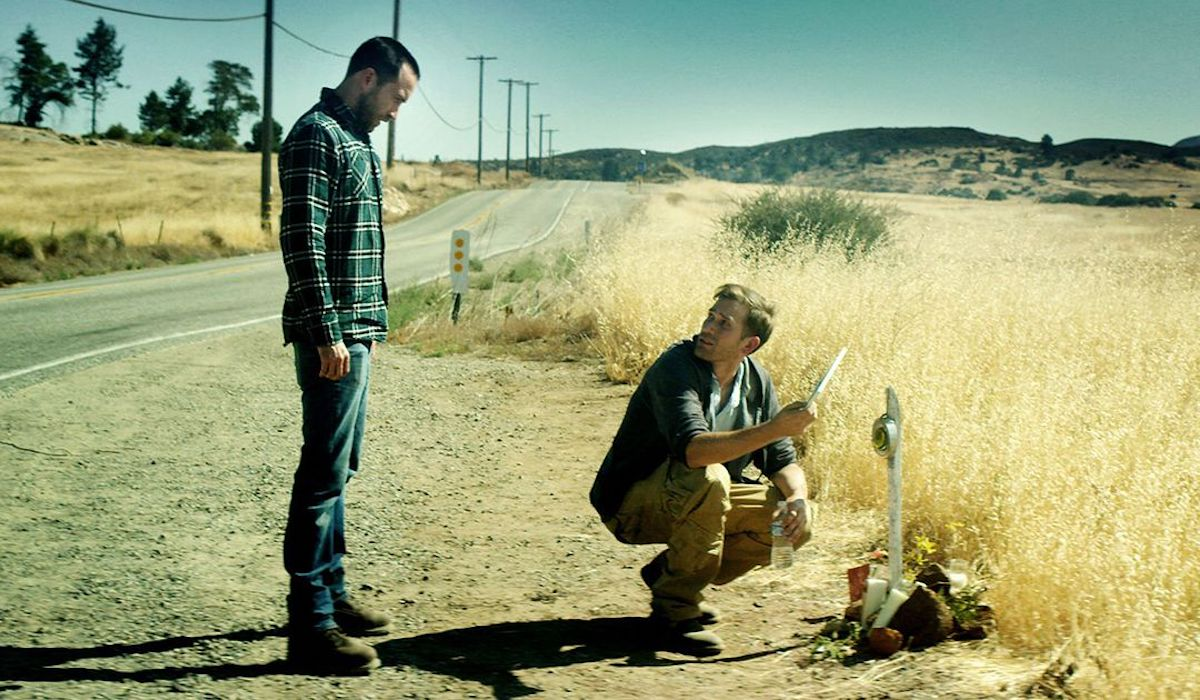 Aaron Moorhead and Justin Benson in The Endless