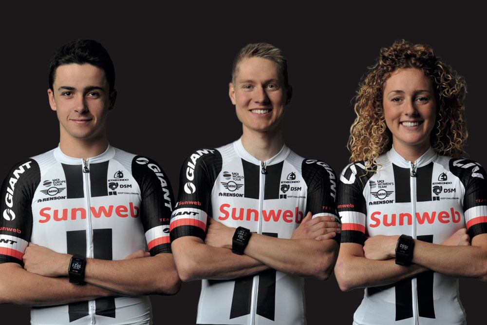 e95f045d2 Team Sunweb reveals new kit and Giant team bikes - Cycling Weekly