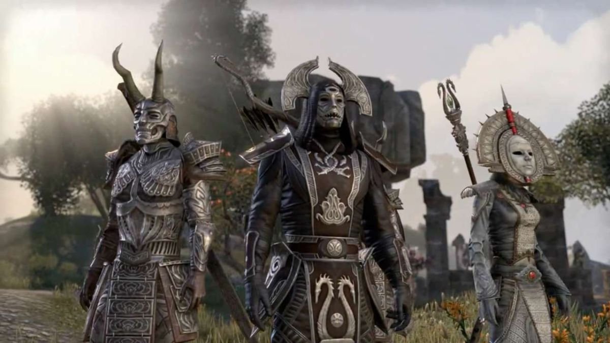 The best MMORPGs to play right now