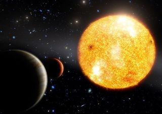 Ancient alien planets from the early universe