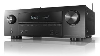 Denon's budget 7.2-channel X-Series AV receivers support eARC and AirPlay 2