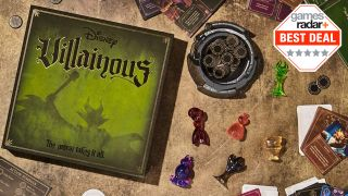 Cheap board games sale saves you money on Disney Villainous, Betrayal at House on the Hill, Ticket to Ride, and more