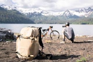 Capture amazing sports photography with the Evoc CP Photo backpack series