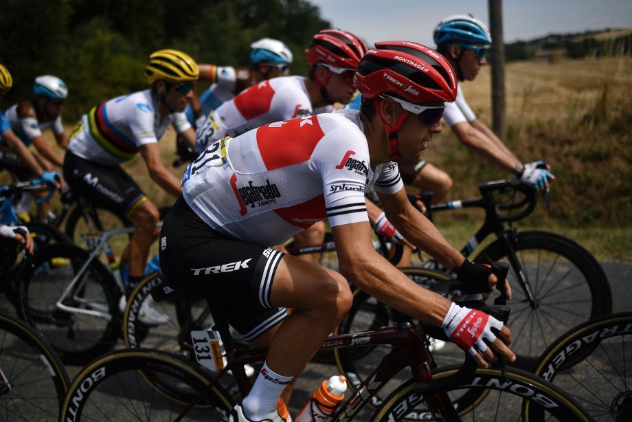 'The crashes are pretty indiscriminate': Richie Porte avoids losses after hitting his head in crash at Tour de France
