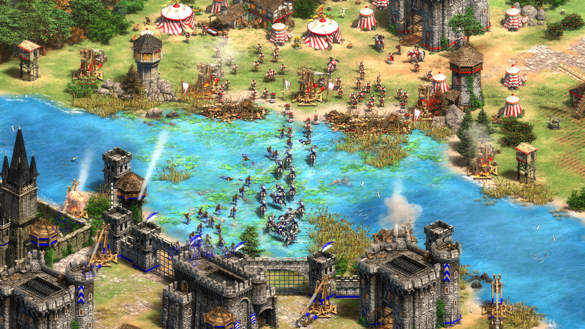 age of empires 2 online flash game