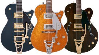 Gretsch NAMM 2021 electric guitars