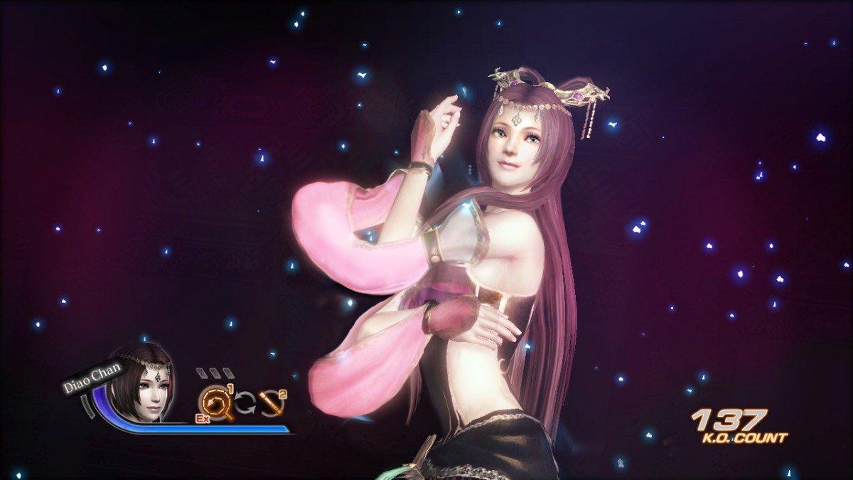 Dynasty Warriors 7 Character And Combat Screenshots #16485