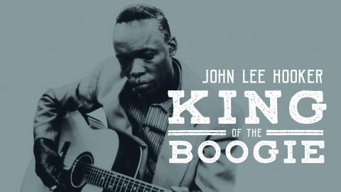 Cover art for John Lee Hooker - King Of The Boogie album