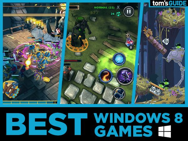 Best Windows 8 Games | Tom's Guide
