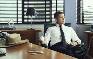 Rob Lowe in summer TV highlight Wild Bill, which will be on ITV