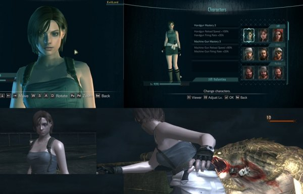 Resident Evil HD Mod Removes Its Most Outdated Feature