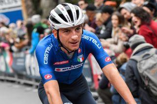 Giulio Ciccone won the Trofeo Laigueglia