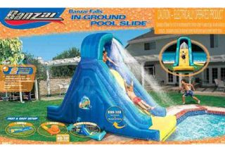 wal-mart, toys r us, inflatable pool slide, recall