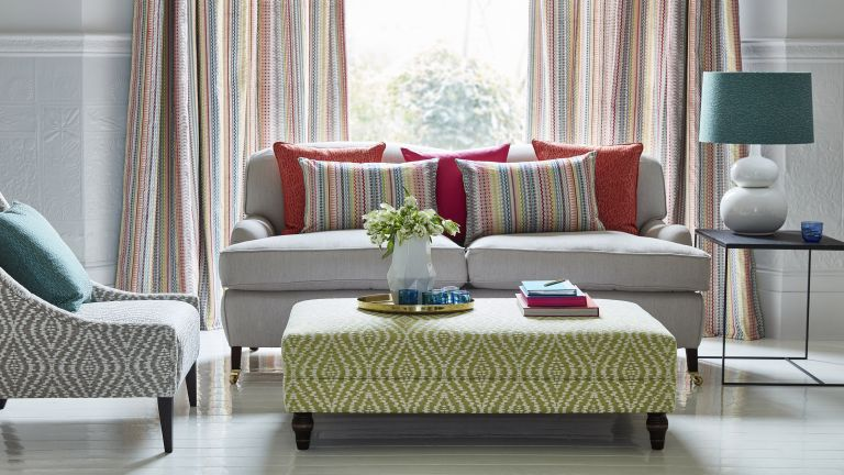8 fresh living room curtain ideas | Real Homes