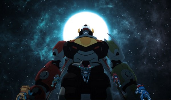 Voltron Voltron: The Legendary Defender Netflix