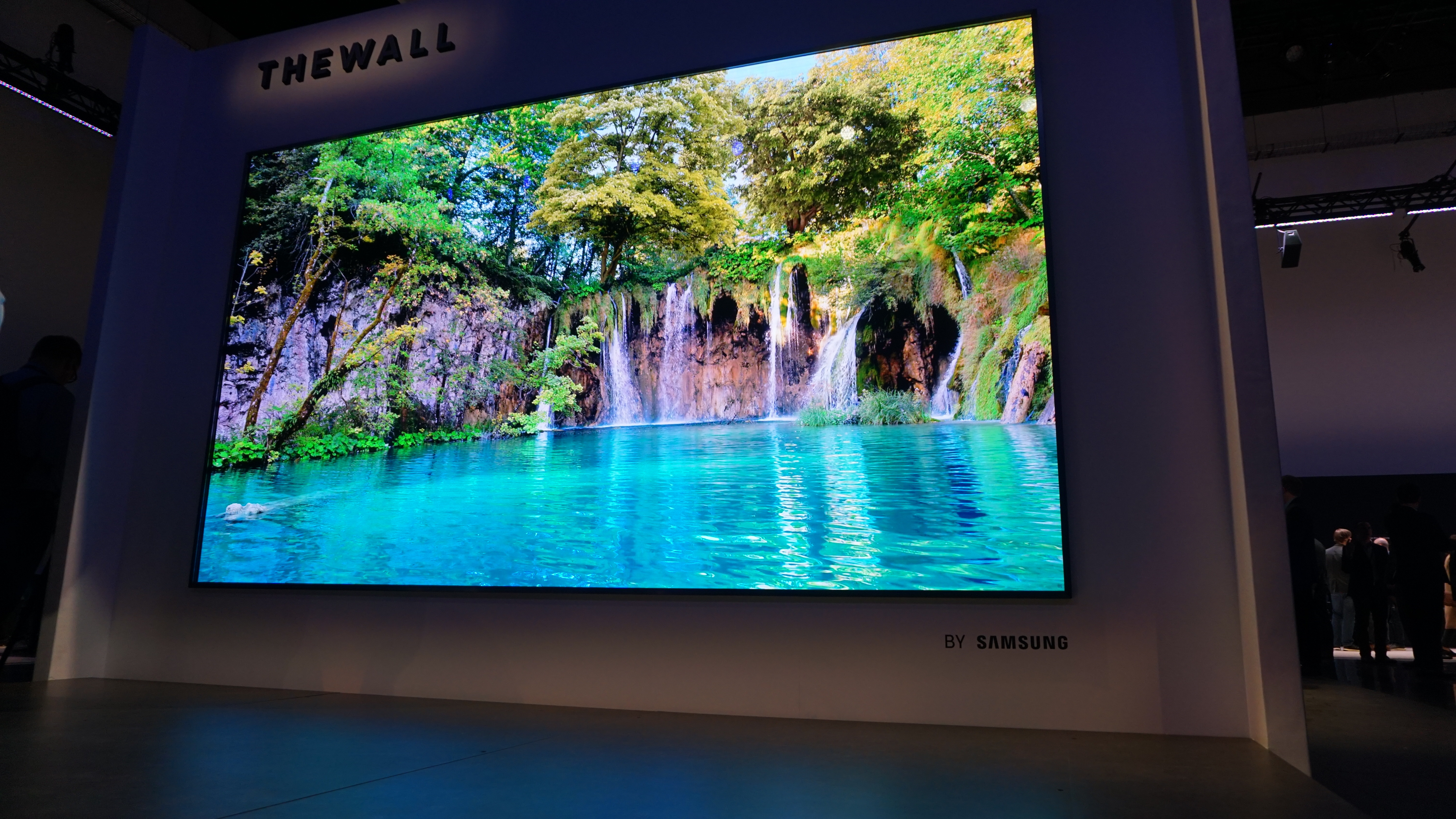 Samsung patents 'The Wall Luxury' TV – more big screen excess on the