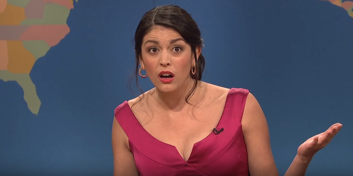 Apple to Make Series Order for Musical Comedy Starring SNL's Cecily Strong