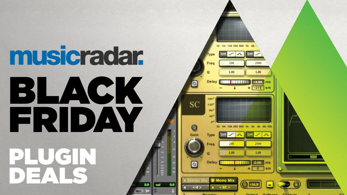 Black Friday Plugin Deals 2020 Epic Black Friday Music Software Discounts From Waves Native Instruments Plugin Boutique Ik Multimedia And More Musicradar