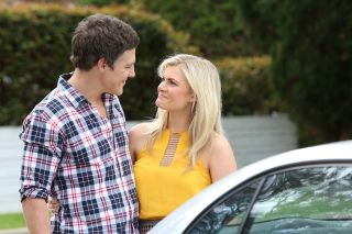 Ricky Sharpe and Daryll Braxton in Home and Away