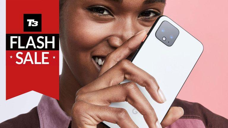 Google Pixel 4 phone deal