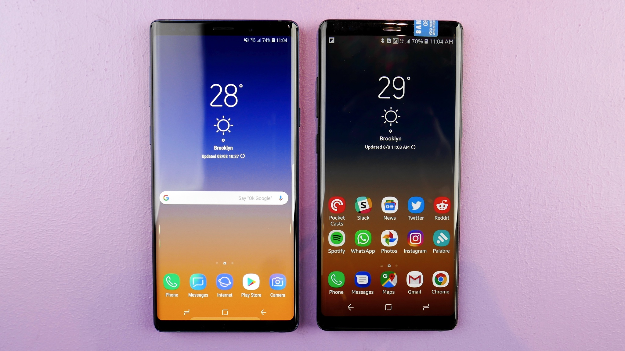 Three days with the Samsung Note 9: here's what we think so far