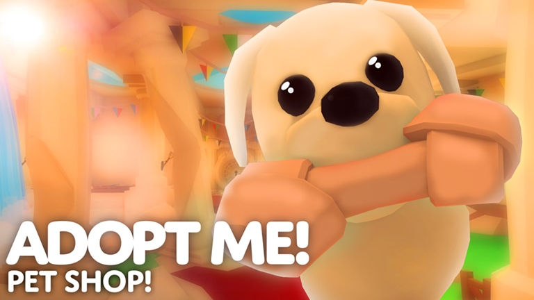 This Roblox Game About Adopting Pets Had More Players This Week