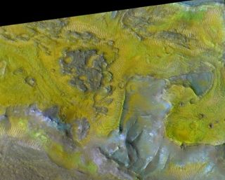 Discovery Indicates Mars Was Habitable