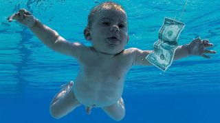 Cover art for Nevermind