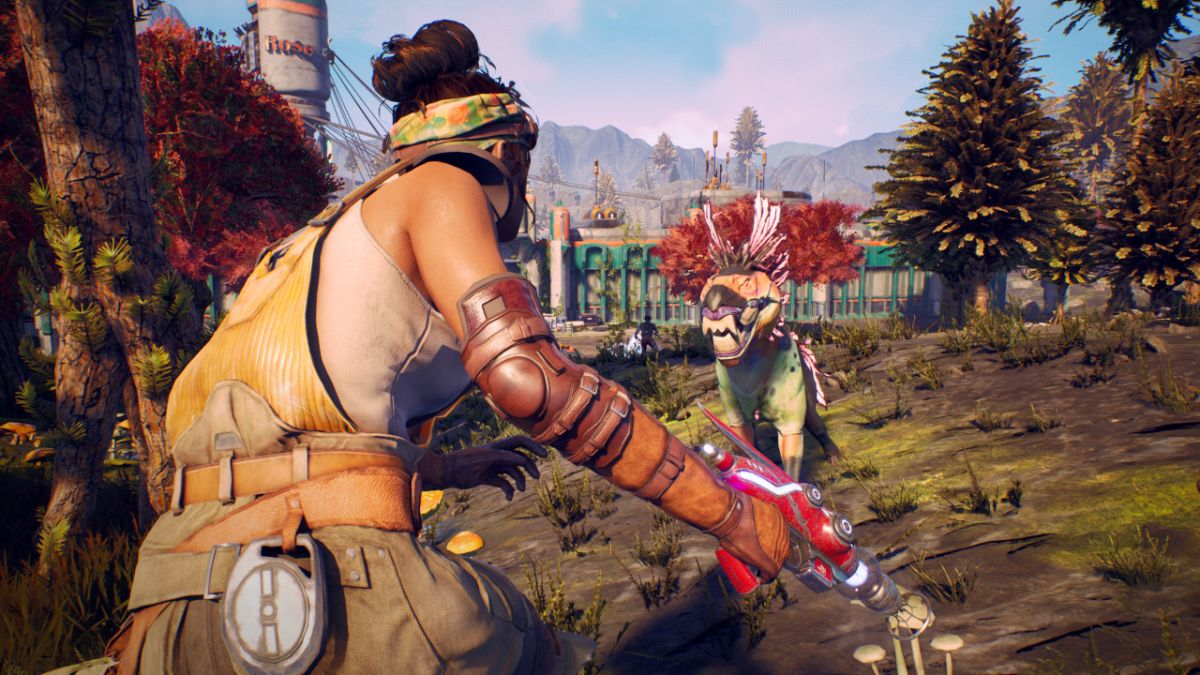 Here's 20 minutes of raw The Outer Worlds gameplay footage from Tokyo Game Show