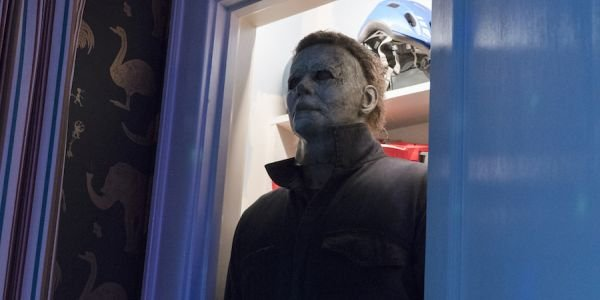 Michael Myers in the Halloween reboot