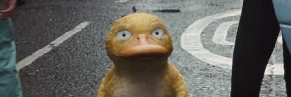 Psyduck in Detective Pikachu movie