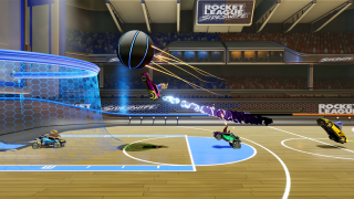 Rocket League Sideswipe will launch on mobile devices this year