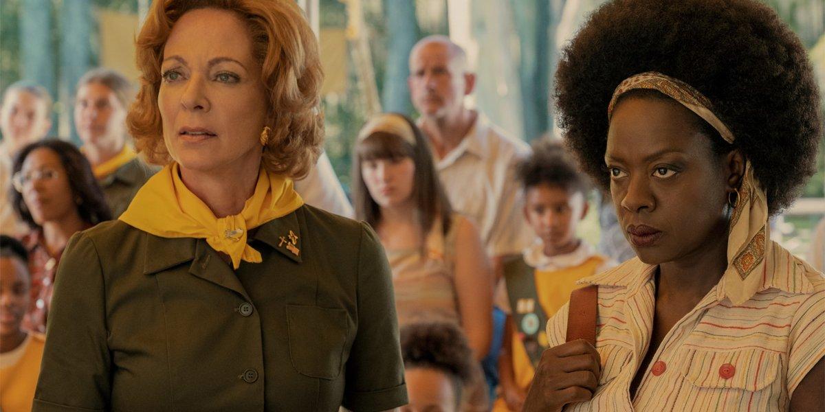 Troop Zero Alison Janney and Viola Davis