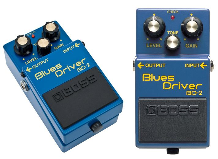 The Top 10 Blues-Approved Overdrive/Distortion Pedals