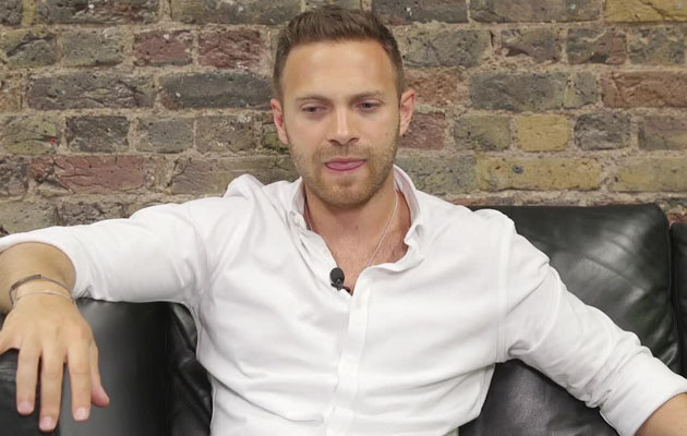 Matt Di Angelo plays Fletch in Ordinary Lies