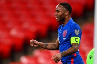 Raheem Sterling, England - Euro 2020