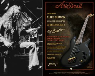 16 things you might not have known about cliff burton louder. Black Bedroom Furniture Sets. Home Design Ideas