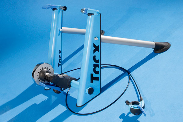 Tacx, Turbo trainer test
