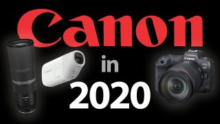Canon in 2020