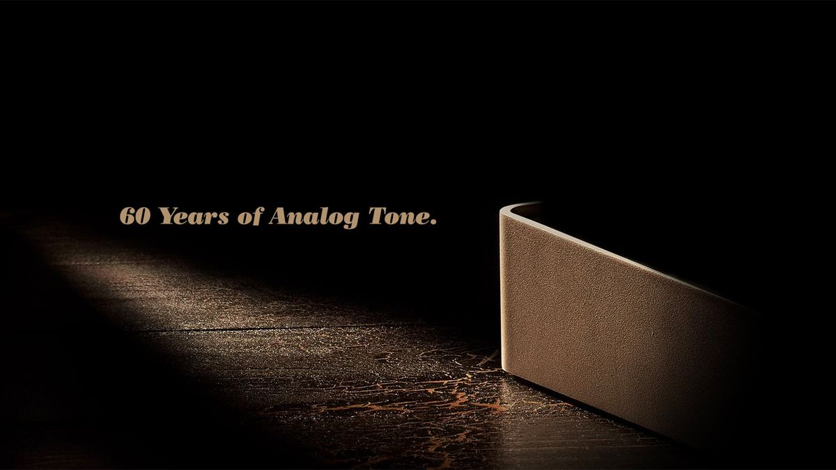"""Universal Audio to celebrate """"60 years of analogue tone"""" with… what, exactly?"""