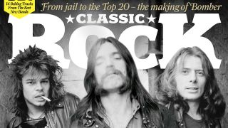 Classic Rock 263 - Motorhead cover