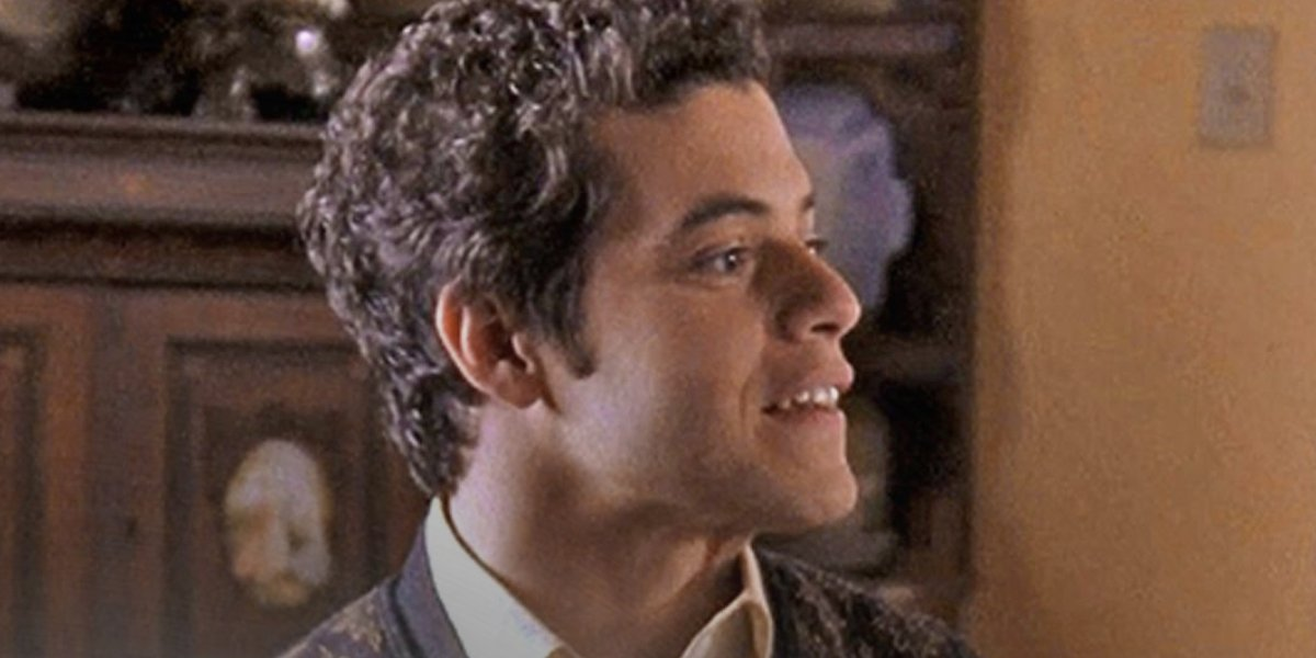 Rami Malek on Gilmore Girls