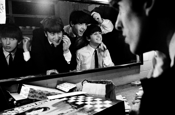 The Beatles Eight Days a Week Coventy Theatre 1963