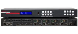 Hall Research Launches HSM 44 BX HDMI Matrix Switch